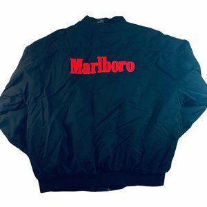 Vintage Marlboro reversible zip jacket XX